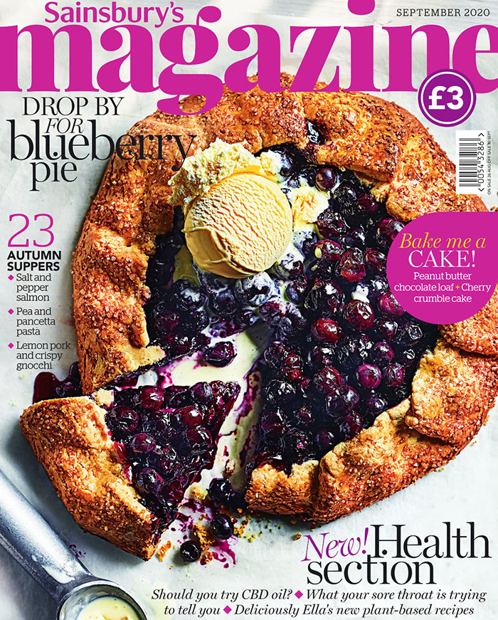 Sainsbury's Magazine - September 2020
