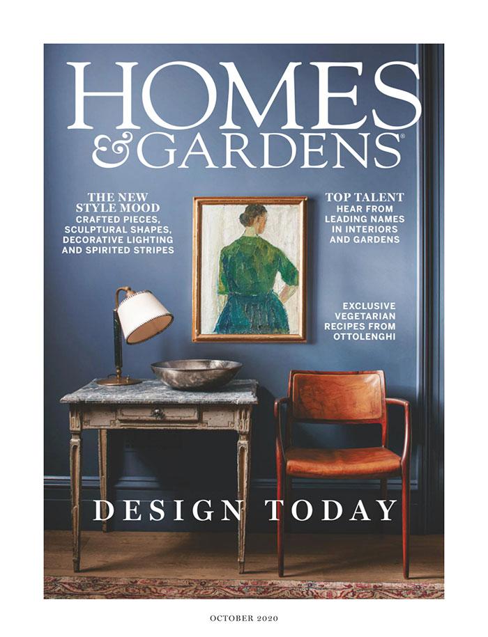 Homes & Gardens - October 2020