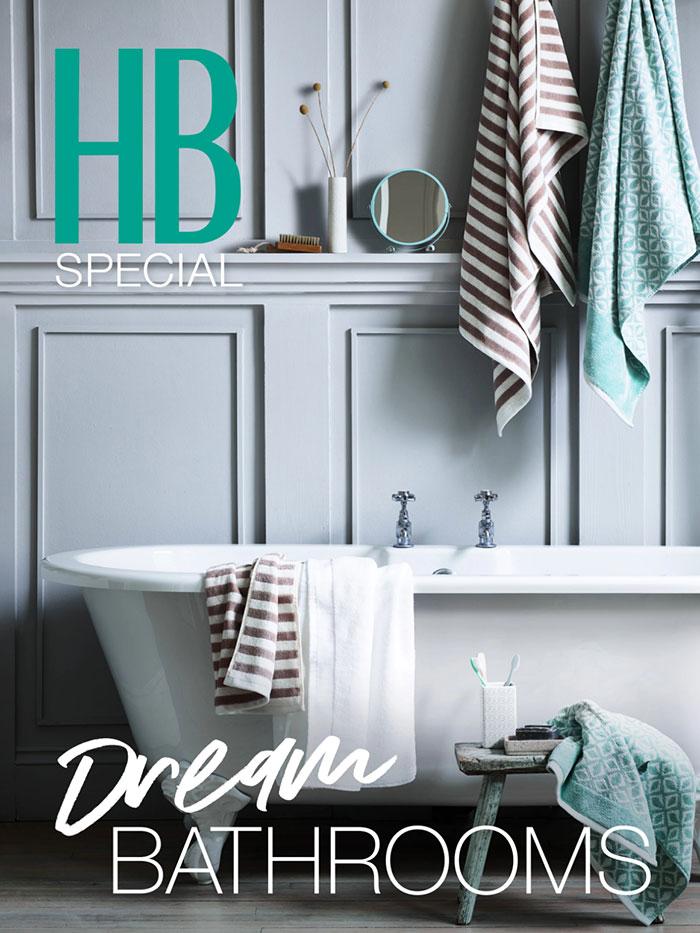 House Beautiful Bathroom - October 2020
