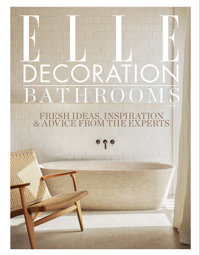 Elle Decoration Bathrooms - November 2020