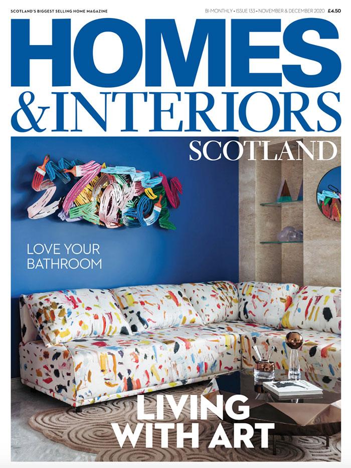 Homes & Interiors Scotland - November / December 2020