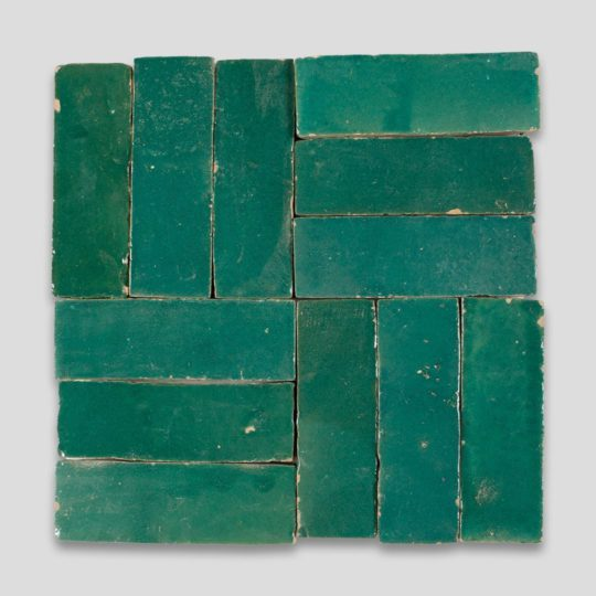 Bejmat Dark Green Tile