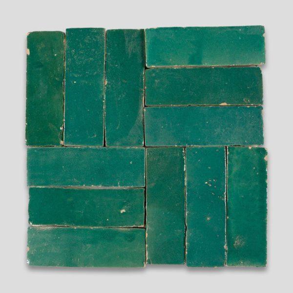 Bejmat Dark Green Tile