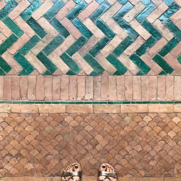 Bejmat Terracotta Tile