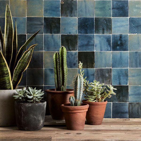 Blue Jean Z-06 Zellige Tile