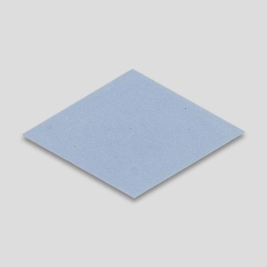 Diamond Sky Blue Encaustic Cement Tile