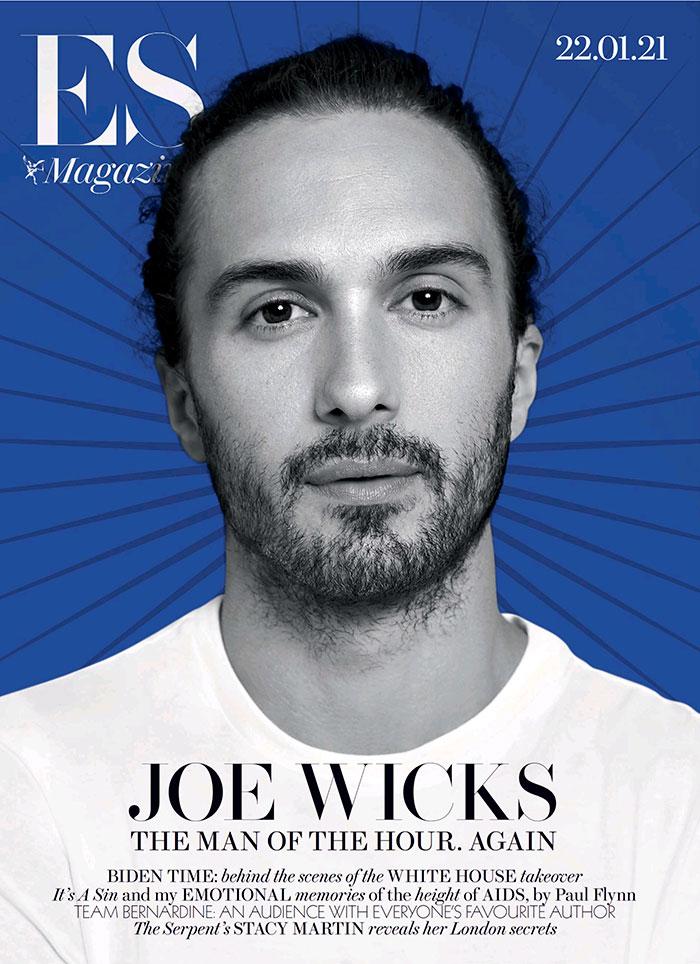 Evening Standart Magazine - 22.01.2021