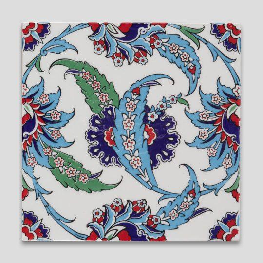 GC01 Handmade Turkish Ceramic Tile
