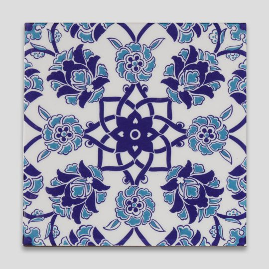 GC10 Handmade Turkish Ceramic Tile