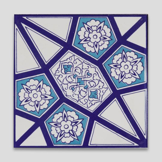 GC3 Handmade Turkish Ceramic Tile