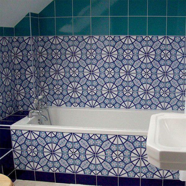 GC3 Handmade Turkish Ceramic Tile