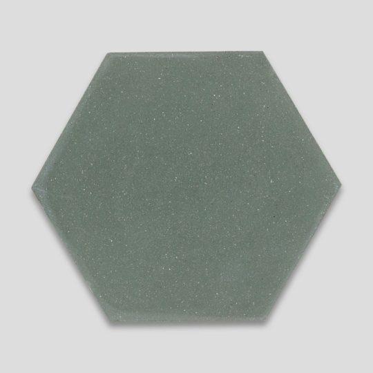 Hex Plain Bosco Hexagon Encaustic Cement Tile
