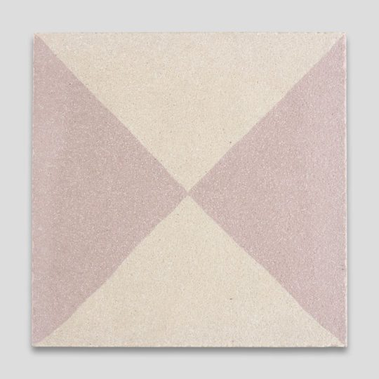 Vintage Pink Encaustic Cement Tile