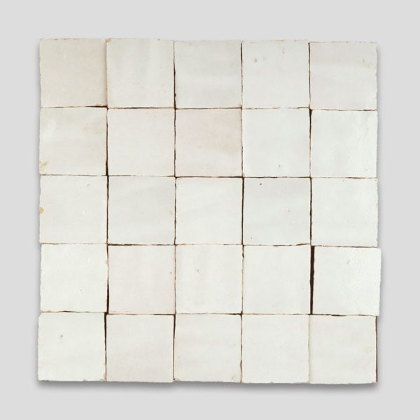 White Zellige Z-27 Tile