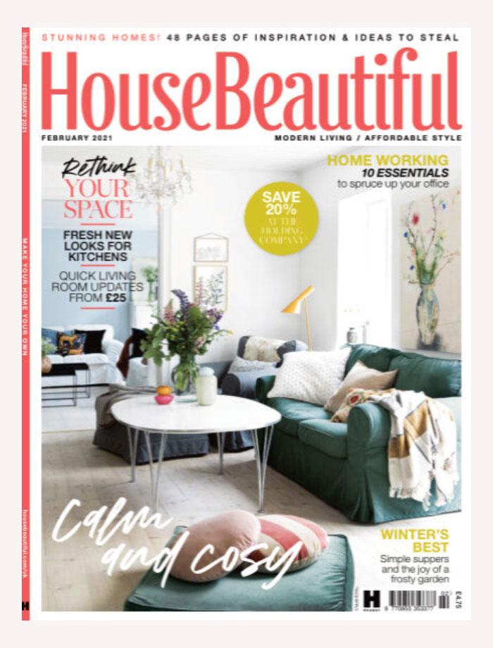 House Beautiful - February 2021