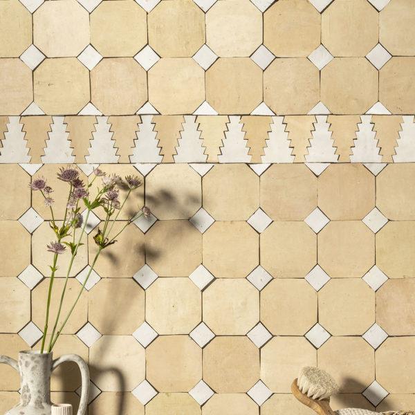 Border Zellige Tile