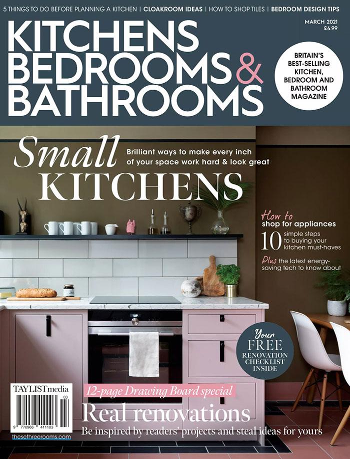 Kitchens Bedroom Bathrooms - March 2021