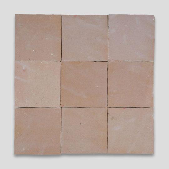 Moroccan Desert Rose Zellige Tile
