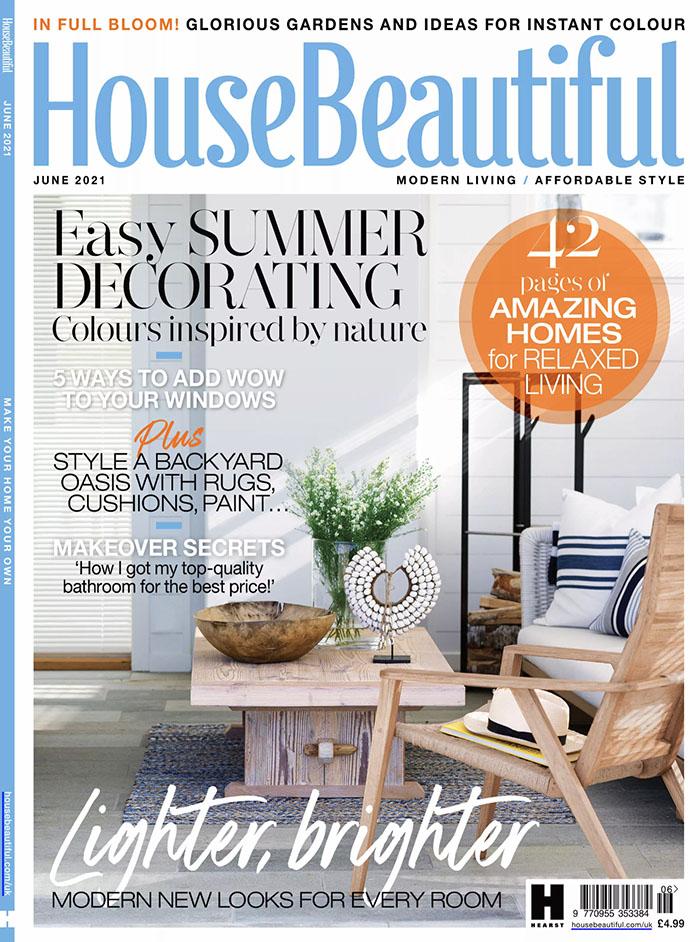 House Beautiful - June 2021