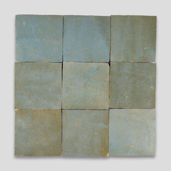 Pale Blue Zellige Tile