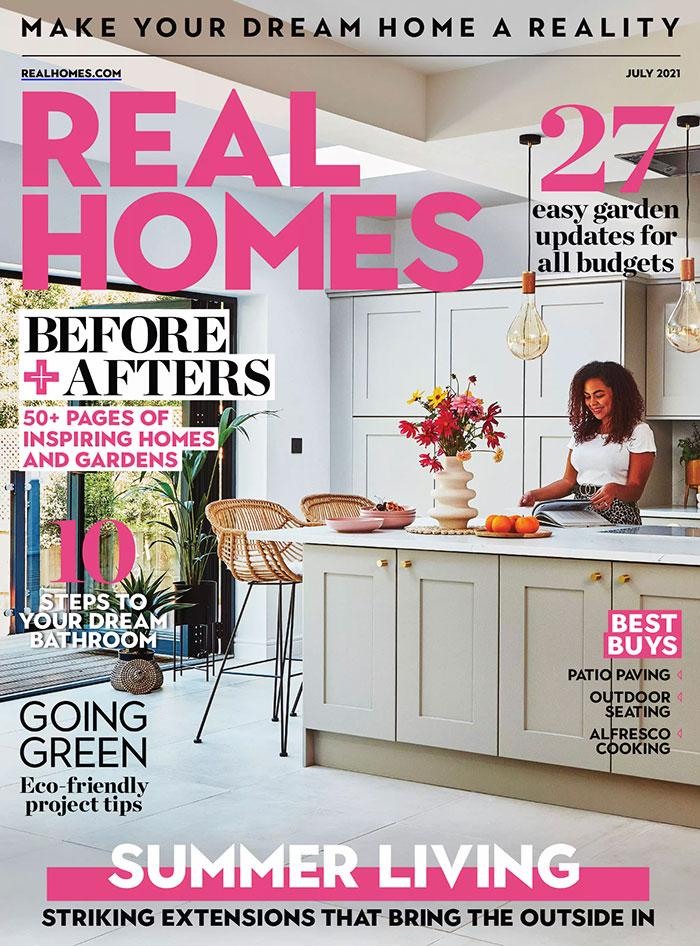 Real Homes - July 2021