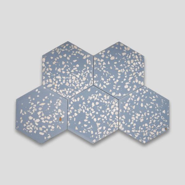 Siracusa Artisan Terrazzo Tile